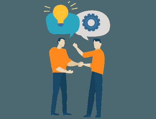 Conseguir una cita con una empresa (Ejemplos)